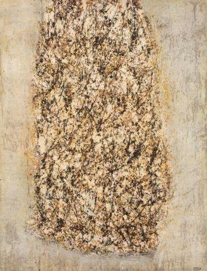Franz BEER (né en 1929)  Sans titre, 1960...