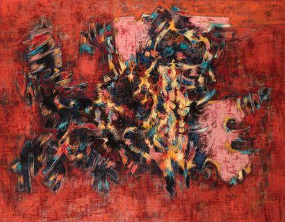 Jean COULOT (1928-2010)  Derechazo, 1961...