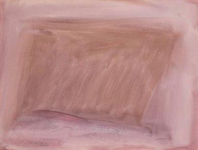 Orhon MÜBIN (1924-1981)  Composition abstraite,...