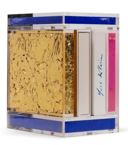 Yves KLEIN (1928-1962)  Catalogue Raisonné...