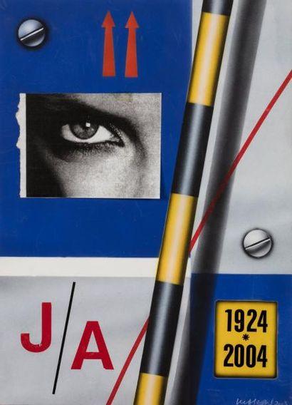 Peter KLASEN (né en 1935)  J/A 1924-2004,...