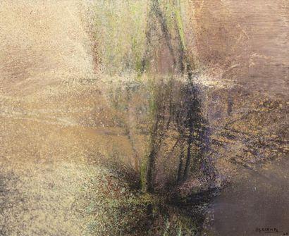 Miguel OCAMPO (né en 1922)  Composition,...