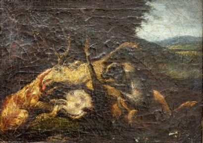 D'après Jean – Baptiste Oudry (1686-1755)...
