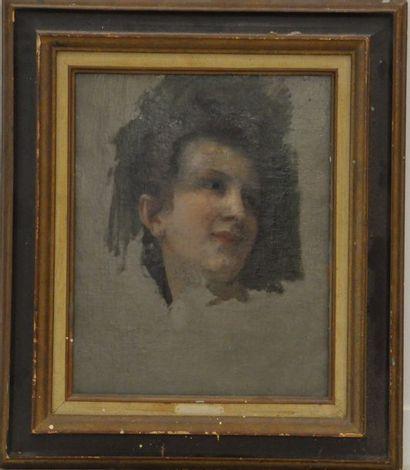 William BOUGUEREAU (La Rochelle, 1825-1905)...