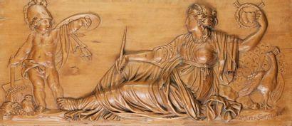 Jean-Louis VAN GEEL (1787-1852)  Scène mythologique...