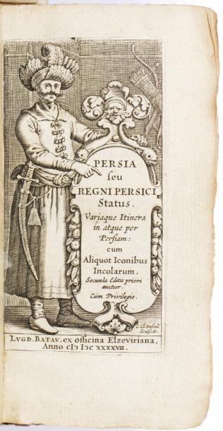 Persia Feu Regni Persici Status variaque...
