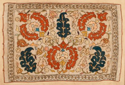 Turquie, début XXe siècle  Textile ottoman...