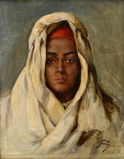 SANDOR-DUSHNITZ (1897 -1942)  Portrait de...