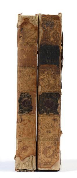 TOTT (Baron de), Memoirs of the Baron de...