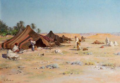 Gustave Nicolas PINEL (Les Riceys 1842-Paris...