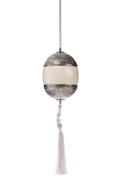 Œuf de suspension ottoman composé d'un œuf...