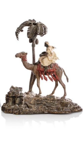 Bronze de Vienne, fin du 19e siècle  Bronze...