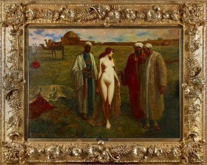 **ANSEN-HOFMANN Eduard 1820-1904 .   Le...