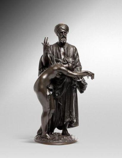 D'après Etienne Alexandre STELLA (1850-1886)...