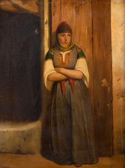 Joseph COOMANS (Bruxelles 1816 - Boulogne...