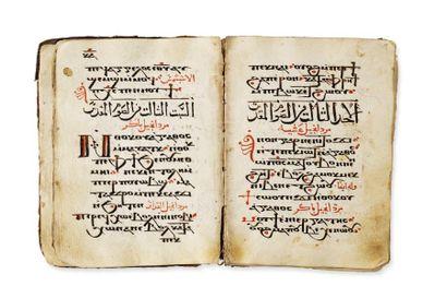 Rituel de l'Eglise copte, orthodoxe pour...
