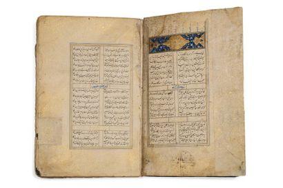 Muntakhab-i Divan  Choix des poésies d'Ali...