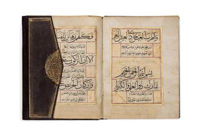 Qasidat Al Burda  Manuscrit en arabe sur...