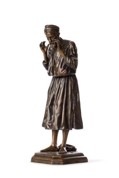 D'après Antoine BOFILL (1890-1953)  La prière...