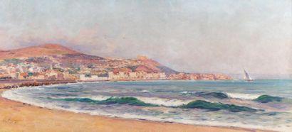 Marius François REYNAUD (Marseille 1860-...