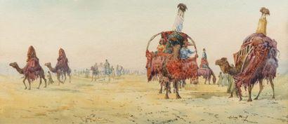 Alphonse REY (Avignon 1865 - Nice 1938)  La...