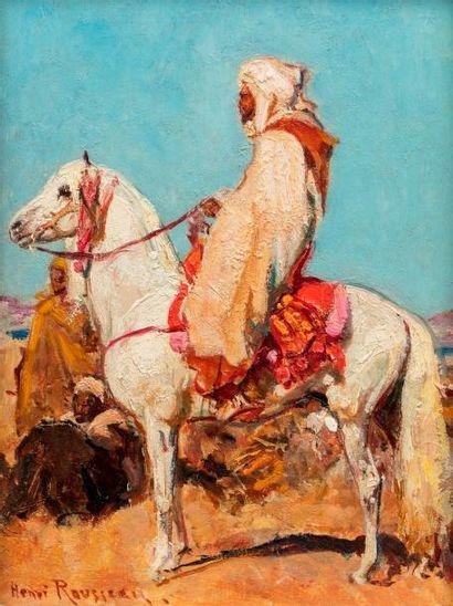 Henri ROUSSEAU (Le Caire 1875 - Aix en Provence...