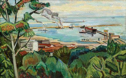 Maurice BOITEL (Villière-sur- Avre 1919-...