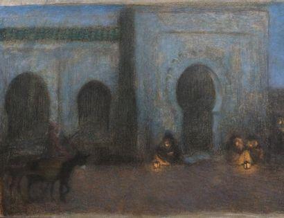 Lucien LEVY- DHURMER (Alger 1865 - Le Vesinet...
