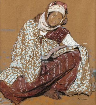 Jean BOUCHAUD (Saint Herblain 1891 - Nantes...