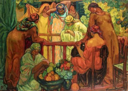 Augustin FERRANDO (Miliana 1880-1957)   Les...