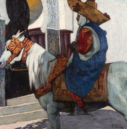 Paul Albert LAURENS (Paris 1870- Toulon 1934)...
