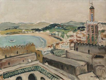 Monique CRAS (Brest 1910 - Paris 2007)  La...