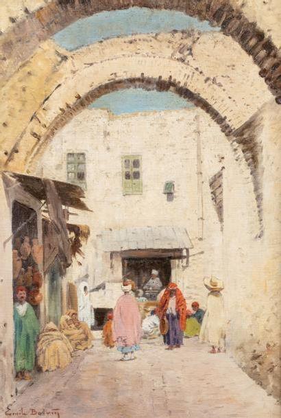 Emile BOIVIN (Sainte-Marie du Mont 1846 -...