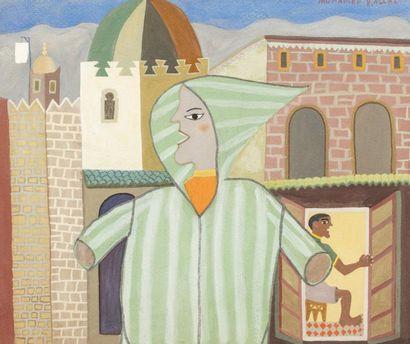 Mohamed BEN ALLAL (1924-1995)    Personnage...