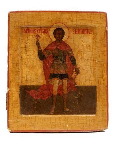 Saint martyr Nikita le Goth. Moscou 1700....