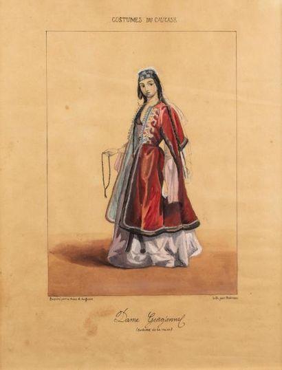 GAGARINE Grigori Grigoriévitch (Saint-Pétersbourg,...