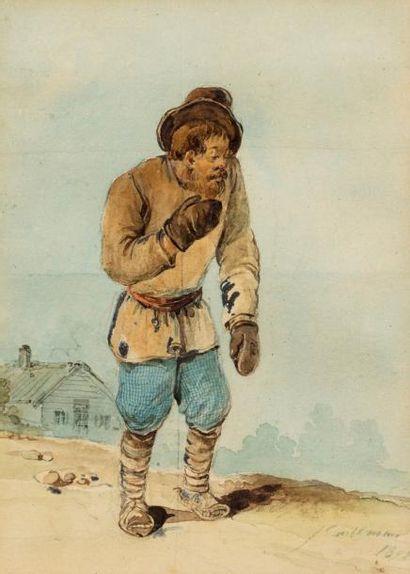 KOLLMANN Karl Ivanovitch (Collmann) (1786-1846)...