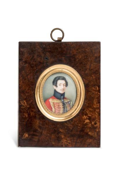 EDLINGER Carl Franz (1785-1823), atelier...