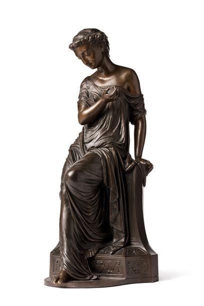 Joseph Charles De BLEZER (actif 1868 - 1888)...