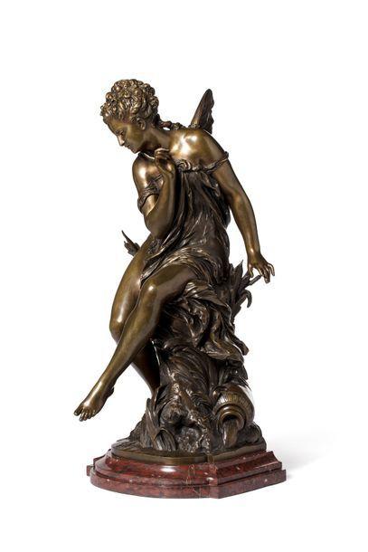 Mathurin MOREAU (1822 - 1912 )