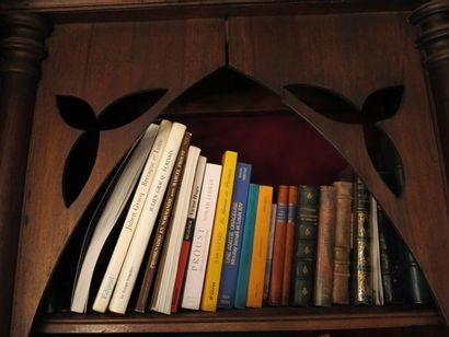 Ensemble de 23 livres reliés et brochés dont...