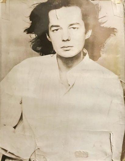 D'après David BAILEY (né en 1938)  Portrait...