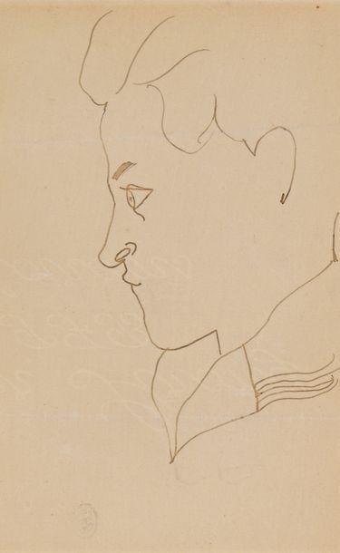 Jean COCTEAU (Maisons Laffitte 1889 – Milly...