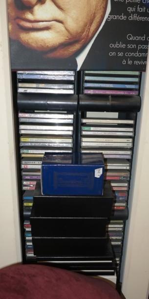 Lot de CD divers