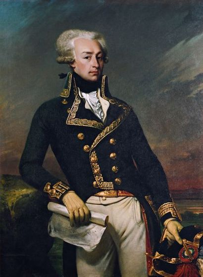 D'après Joseph Désiré COURT,  Portrait de...