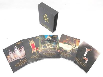 The Collection of the King of Pop Michael...