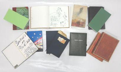 SAINT BRIS (Gonzague). Un livre d'or contenant...