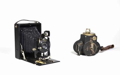 - Caméra utilisée pour le film