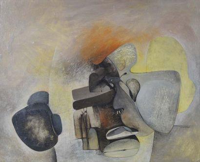 Pierre SAINT PAUL (né en 1926)  Composition...