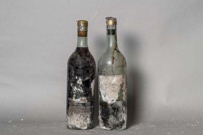 1 bouteille CH. D'YQUEM, 1° cru supérieur...